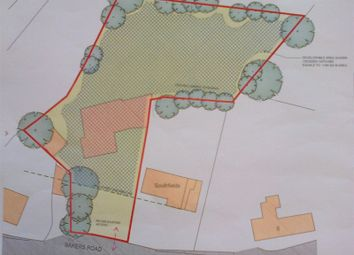 Thumbnail Land for sale in Bakers Road, Wroughton, Swindon, Wiltshire