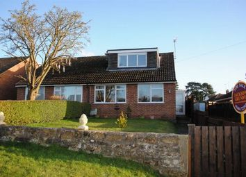 Thumbnail 3 bed semi-detached bungalow for sale in The Avenue, Kingsthorpe, Northampton