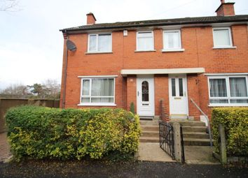 Thumbnail 3 bed terraced house for sale in Breda Road, Belfast