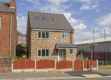 Thumbnail 4 bedroom detached house for sale in Market Street, Clay Cross, Chesterfield