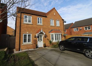 2 bed semi-detached house for sale in Clarke Avenue, Dinnington, Sheffield S25