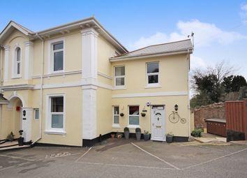 Thumbnail 3 bed flat for sale in Sunbury Court Sunbury Hill, Torquay
