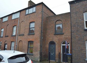 Thumbnail 3 bed terraced house to rent in Fountain Street, Leek
