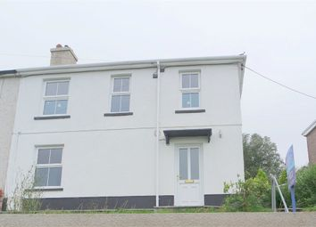 Thumbnail 3 bed semi-detached house to rent in Heol Cynwyd, Llangynwyd, Maesteg, Mid Glamorgan