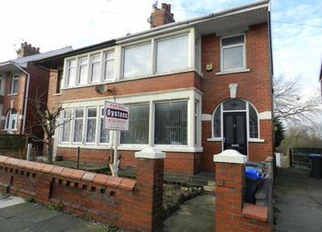 Thumbnail 3 bedroom semi-detached house to rent in Fordway Avenue, Layton, Blackpool