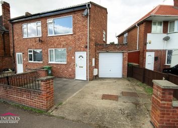 Thumbnail 3 bed semi-detached house for sale in Wilnicott Road, Leicester