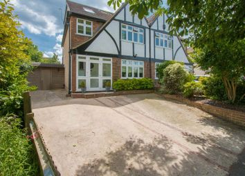 4 bed semi-detached house for sale in Greenhayes Avenue, Banstead SM7