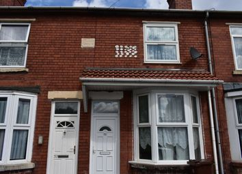 Thumbnail 2 bedroom terraced house for sale in Hall Park St, Bilston, Wolverhampton