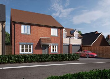 Thumbnail 4 bed detached house for sale in Hunters Grove, Cambridge Road, Puckeridge, Hertfordshire