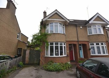 Thumbnail 4 bed semi-detached house for sale in Harefield Road, Rickmansworth, Hertfordshire
