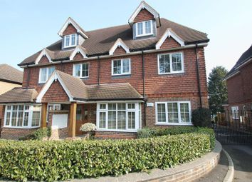 Thumbnail 1 bed flat for sale in Send Road, Send, Woking
