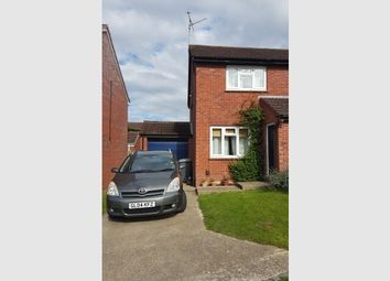 Thumbnail 2 bed semi-detached house for sale in Warley Rise, Reading, Berkshire