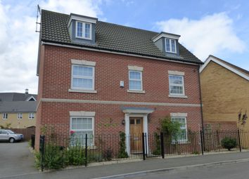 Thumbnail 5 bedroom detached house to rent in Thistle Way, Red Lodge, Bury St. Edmunds