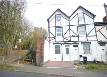 Thumbnail 4 bed terraced house to rent in Maughan Street, Dudley