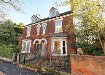 Thumbnail 3 bed semi-detached house for sale in Barton Road End, Brigg Road, Wrawby, Brigg