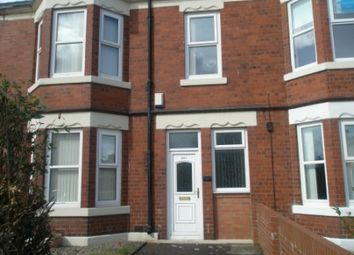 Thumbnail 4 bedroom terraced house to rent in Rothbury Terrace, Newcastle Upon Tyne