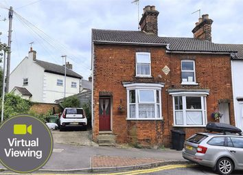 Thumbnail 2 bed end terrace house for sale in Station Road, Linslade, Leighton Buzzard