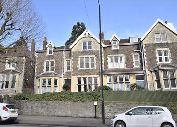 Thumbnail 2 bedroom flat for sale in First Floor Flat, 107 Redland Road, Bristol