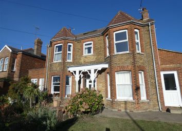 Thumbnail 2 bed flat to rent in Castle Road, Whitstable