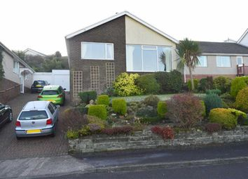 Thumbnail 4 bed detached bungalow for sale in Heatherslade Close, Langland, Swansea