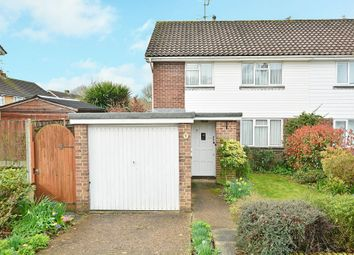 Thumbnail 3 bed semi-detached house for sale in Leechpool Lane, Horsham