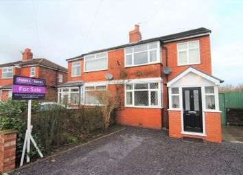 Thumbnail 2 bed semi-detached house for sale in Longworth Avenue, Chorley