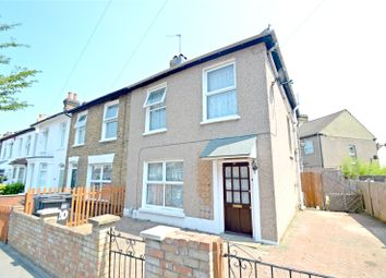 Thumbnail 3 bed end terrace house to rent in Cobden Road, London