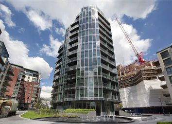 Thumbnail 2 bed flat for sale in Pinnacle House, Juniper Drive, Battersea Reach, London