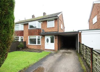 Thumbnail 3 bedroom semi-detached house for sale in Cypress Grove, Blythe Bridge, Stoke-On-Trent