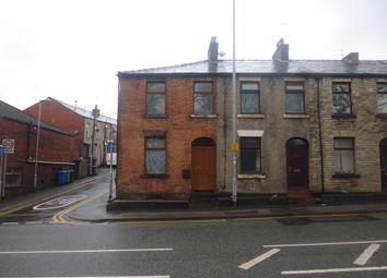 Thumbnail 3 bed end terrace house to rent in Halifax Road, Rochdale