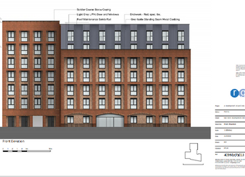 Thumbnail Block of flats for sale in Lee Circle, Leicester