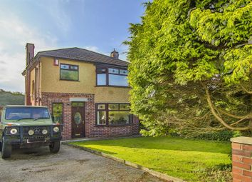 Thumbnail 3 bed detached house for sale in Blackburn Road, Clayton Le Moors, Accrington