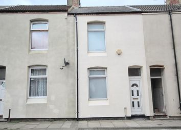 Thumbnail 2 bed terraced house to rent in Leven Street, Middlesbrough