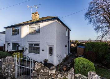 Thumbnail 2 bed semi-detached house for sale in The Crescent, Grange-Over-Sands, Cumbria