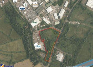 Thumbnail Land for sale in Nash Mead, Queensway Meadows Industrial Estate, Newport, 4S, Newport