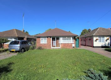 Thumbnail 2 bed detached bungalow for sale in Bracondale Avenue, Istead Rise, Gravesend