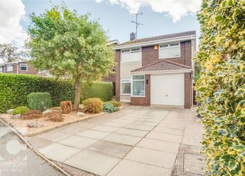 Thumbnail 3 bed detached house for sale in Greenfields Croft, Little Neston, Neston, Cheshire
