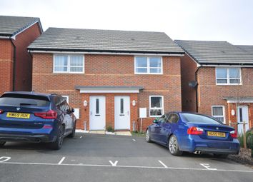 Thumbnail 2 bed semi-detached house to rent in Dormouse Drive, Newport