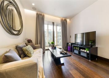 Thumbnail 1 bed flat for sale in Kings Gate Walk, Victoria, London