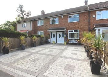 Thumbnail 3 bed terraced house for sale in Mottram Close, Cheadle, Cheshire, .