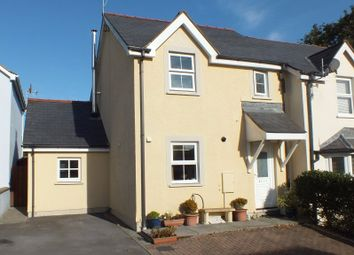 Thumbnail 4 bed semi-detached house for sale in Ferndale, Saundersfoot, Pembrokeshire