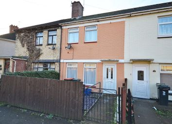 Thumbnail 2 bedroom terraced house to rent in Hampden Road, Newport