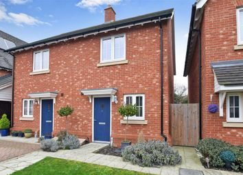 Thumbnail 2 bed semi-detached house for sale in Shrubwood Close, Harrietsham, Maidstone, Kent