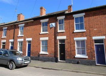 Thumbnail 2 bed terraced house to rent in City Road, Derby