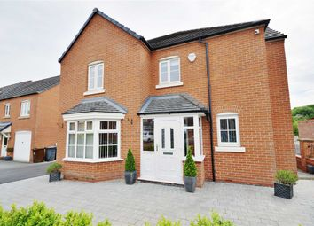 Thumbnail 4 bedroom detached house for sale in Gibfield Drive, Atherton, Manchester