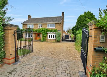 Thumbnail 4 bed detached house for sale in St. Audrey Lane, St. Ives