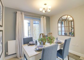 Thumbnail 3 bed semi-detached house for sale in The Bickleigh, Longston Cross, Bovey Tracey