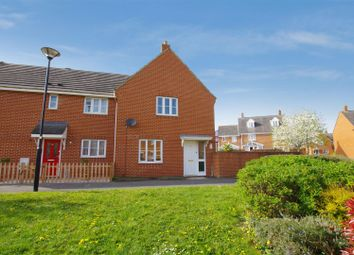 Thumbnail 3 bedroom end terrace house to rent in Callington Road, Oakhurst, Swindon