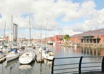 Thumbnail 1 bedroom flat to rent in Abernethy Quay, Maritime Quarter, Swansea, West Glamorgan