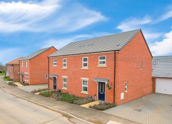 Thumbnail 3 bedroom semi-detached house for sale in Foster Way, Kettering